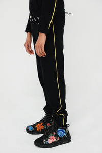 Sailor Sweat Trousers (Black)