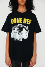 Load image into Gallery viewer, Gone Def Tee (Black)