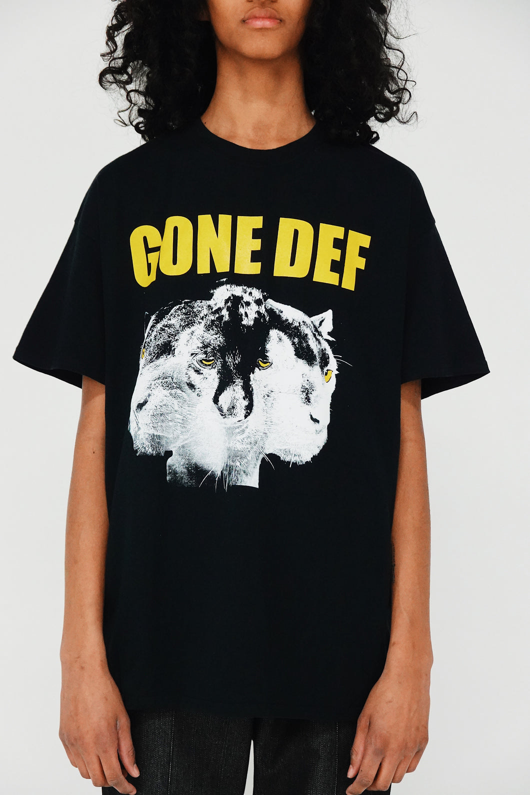 Gone Def Tee (Black)