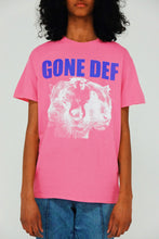 Load image into Gallery viewer, Gone Def Tee (Pink)