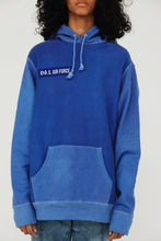 Load image into Gallery viewer, (B).S. Air Force Hoody (Blue)