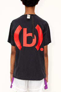 Bstroy x Blackfist Reversible Life's Hard Tee (Black)