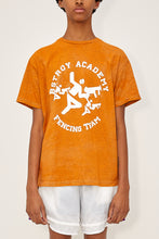 Load image into Gallery viewer, Heather Fencing Tee (Orange)