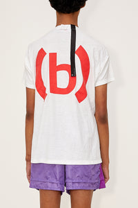 Bstroy x Blackfist Reversible Life's Hard Tee (White)