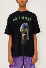 Load image into Gallery viewer, Bstroy x No Signal Headphone Tee (Black)