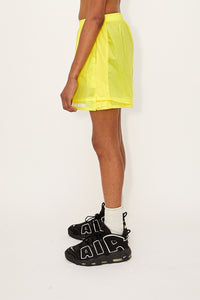 Air Force Layered Shorts (Yellow)