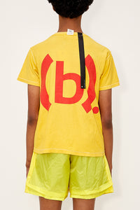Bstroy x Blackfist Reversible Life's Hard Tee (Yellow)