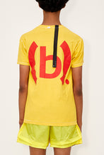 Load image into Gallery viewer, Bstroy x Blackfist Reversible Gone Def Tee (Yellow)