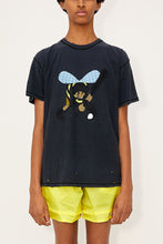 Load image into Gallery viewer, Bstroy x Blackfist Reversible Angry Bee Tee (Black)