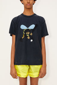Bstroy x Blackfist Reversible Angry Bee Tee (Black)