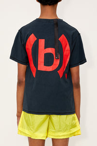 Bstroy x Blackfist Reversible Gone Def Tee (Black)