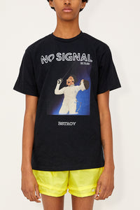 Bstroy x No Signal Mask Off Tee (Black)