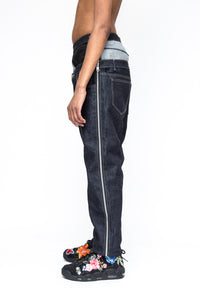 Double Edge Denim (Raw)