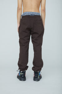 Justice Sweatpants (Brown)
