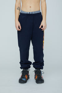 Justice Sweatpants (Blue)