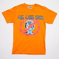 Boys Don't Cry Tee (Orange)