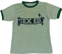 Load image into Gallery viewer, Sex Ed. Ringer Tee