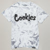 Cookies SF Original Mint Crystal Wash Tie-Dye Tee (Silver)