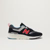 New Balance CM997 (Black/Red/Blue)