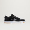 Nike SB Air Force II Low (Black/Gunsmoke-White)