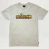 Icecream Airbrush Tee (Light Heather Grey)