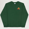 Alltimers Monsta Crew (Dark Green)