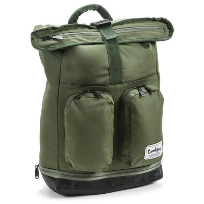 Cookies SF *Non Smell Proof* Messenger Backpack (Assorted Colors)