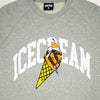 Icecream Snowbird Crew (Heather Grey)