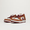 Nike SB Dunk Low Pro (Dark Russet/Cedar-Summit White)