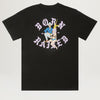 Born X Raised Kawaii Compa Rocker Tee (Black)