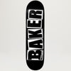 Baker Brand Logo - Black/White (Assorted Sizes)