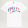 Billionaire Boys Club Arch Logo Tee (White)