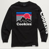 Cookies Mountain High Longsleeve (Black)