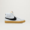 Nike SB Zoom Blazer Mid ISO (White/Black-Safety Orange) $85.00