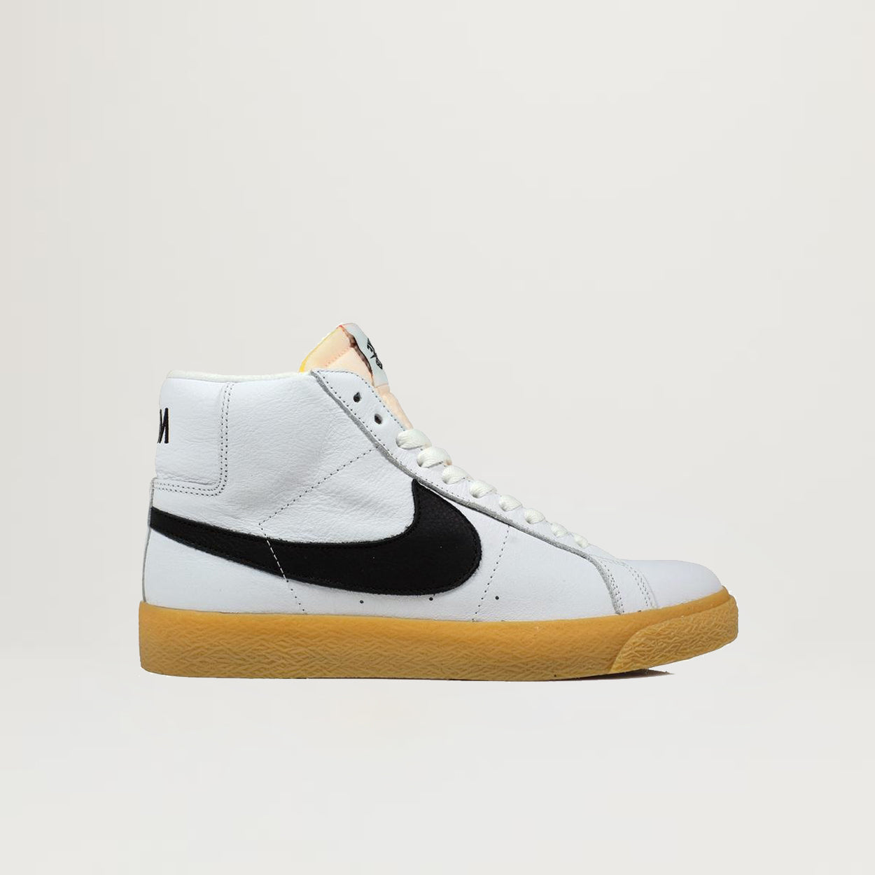 official photos e20de f34b2 Nike SB Zoom Blazer Mid ISO (White Black-Safety Orange)  85.00