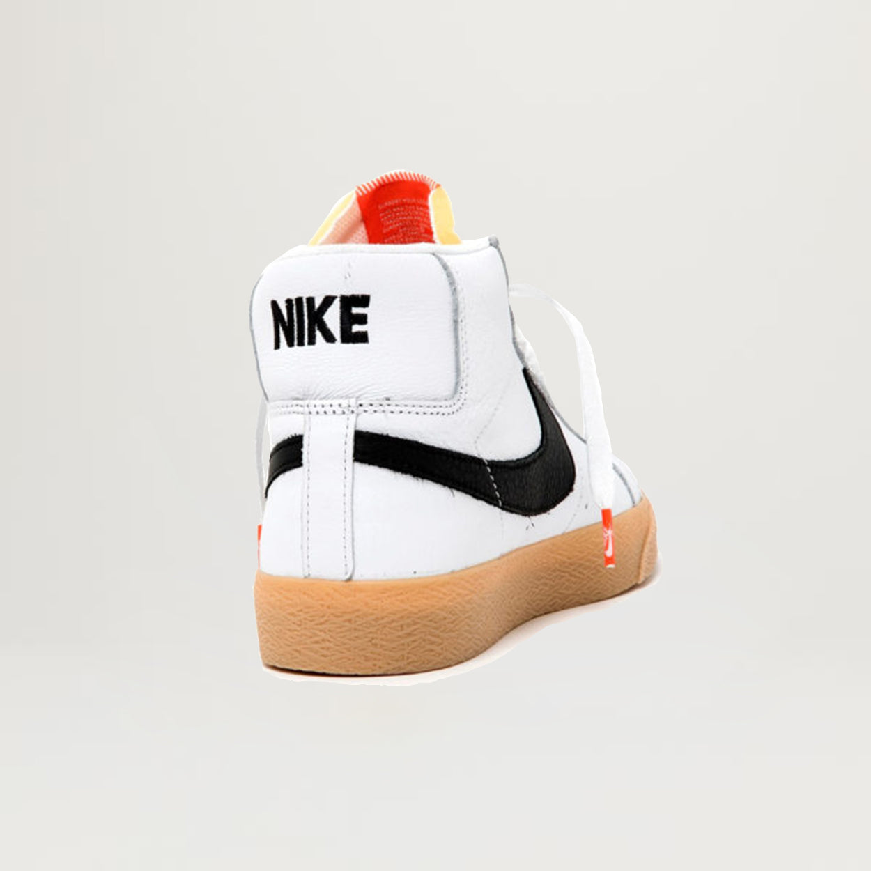 official photos 0d504 75389 Nike SB Zoom Blazer Mid ISO (White Black-Safety Orange)  85.00