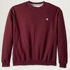 Champion Fleece Pullover (Mulled Berry)
