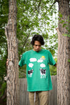 NewYakCity Washington's Finest S/S Tee (Kelly Green)