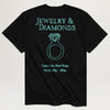 Chinatown Market Jewelry Store Tee (Black)