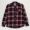 Carhartt WIP Phil Check L/S (Etna Red)