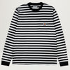 Carhartt WIP Scotty L/S Tee (Black/White)