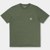 Carhartt WIP S/S Pocket (Dollar Green)