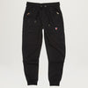 Cookies SF Carrera French Terry Pieced Sweatpants (Black)
