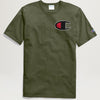 Champion Reverse Weave Tee (Hiker Green)