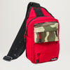 Cookies Rack Pack Shoulder Bag (Red/Camo)