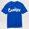 Cookies SF Original Mint Tee (Royal/White)