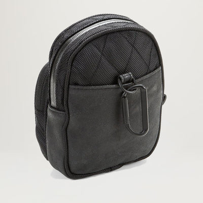 Cookies SF V2 Mini Quilted Smell Proof Pack (Black)