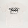 NYC Double Dragon Tee (Creme) PRESALE