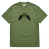 Utmost Freedom Reigns Tee (Olive Green)