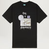 Frog Gift From The Moon Tee (Black)